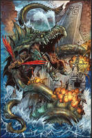 Kaiju Epic! cover clean version by KaijuSamurai