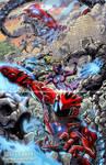 Power Rangers Defend the Alamo