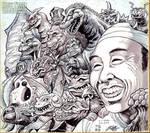 Haruo Nakajima Tribute