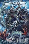 Godzilla: Rulers of Earth Vol 3 JP edition