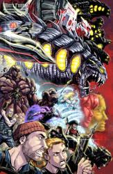 Project Legion print by KaijuSamurai