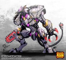 Colossal Kaiju Combat - Kinkuto
