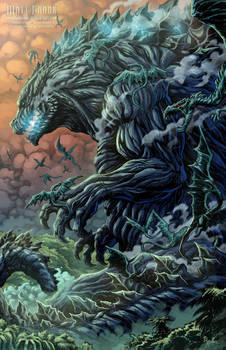 Planet of Godzilla