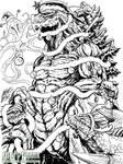 A Merry Kaiju Christmas