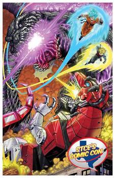 South Texas Collectors Expo poster
