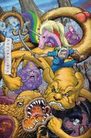 Adventure Time Comics #20 Variant