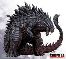 Godzilla Neo - LEGENDARY GODZILLA