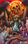 Godzilla Neo VS The Devil