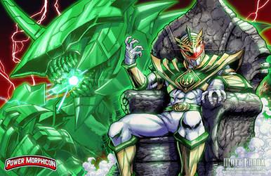 Lord Drakkon - Power Morphicon by KaijuSamurai