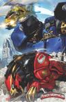 Beast Morphers Zords for Power Morphicon