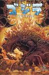Godzilla Rulers of Earth 5 Japan Standard Cover