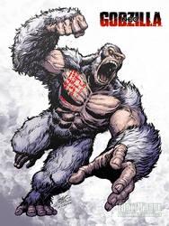 Godzilla Neo - SON OF KONG
