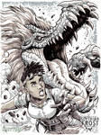LAIR OF THE DEVOURER - Akuma and Ammit