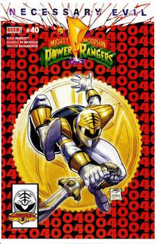 Power Rangers #40 McFarlane Tribute