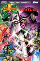 MMPR/TMNT Cover - Order Now!