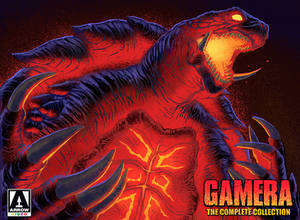 AVANT GAMERA - Gamera The Complete Collection