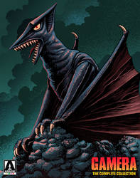 GYAOS 1967 - Gamera The Complete Collection