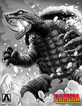 Gamera The Invincible for Arrow Video
