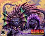 Gamera Complete Collection - ZEDUS