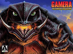 Gamera Complete Collection - Gamera '95