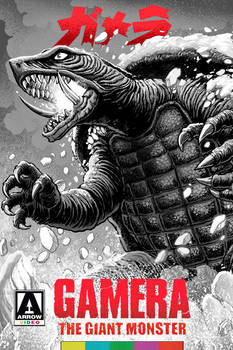 Gamera Complete Collection - GAMERA 1965