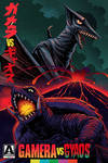 Gamera Complete Collection - GAMERA VS GYAOS