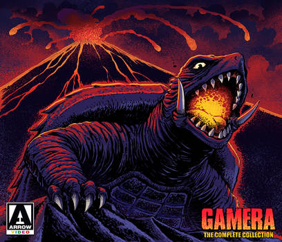 Gamera Complete Collection - GAMERA '67
