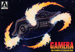 Gamera Complete Collection - FLYING GAMERA