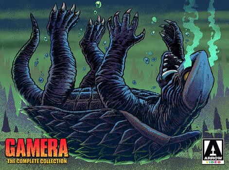 Gamera Complete Collection - GAMERA '69