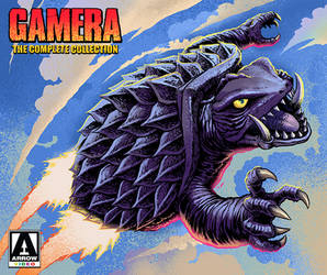Gamera Complete Collection - GAMERA '71