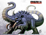 Godzilla Neo - MOKELE MBEMBE