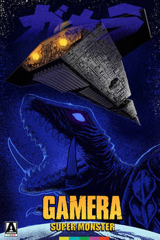 Gamera Complete Collection - SUPER MONSTER