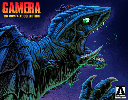 Gamera Complete Collection - GAMERA '97