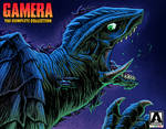 Gamera Complete Collection - GAMERA '97