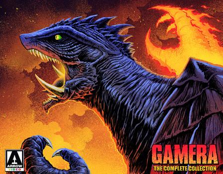 Gamera Complete Collection - GAMERA '99