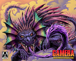 Gamera Complete Collection - ZEDUS