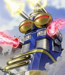 Heroes of the Grid - Zeo Zord 2