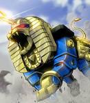 Heroes of the Grid - Zeo Zord 3