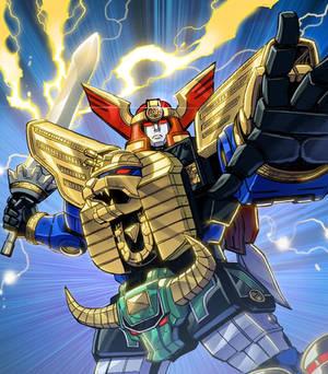Heroes of the Grid - Zeo Megazord