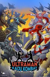 Ultraman Kaiju Kombat Poster