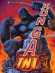 KONGA TNT Blu Ray