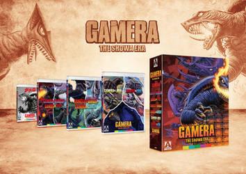Gamera Showa Era - Standard Edition