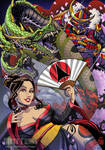 Tokyo Comic Con 2020 Poster