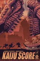 Kaiju Score Exclusive Cover #1