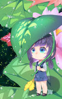 It is stopped raining by Miuseorin