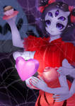 Muffet by Miuseorin
