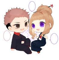 CM| Yuji and Chiyuki