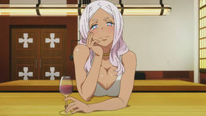 Princess hIbana being sexy.