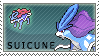 suicune stamp by fox--butts