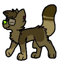 stray cat strut by fox--butts